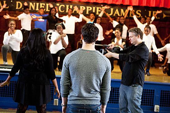 How to Succeed – Nick Jonas School Visit – Nick Jonas - students