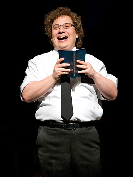 Book of Mormon - tour - Jared Gertner