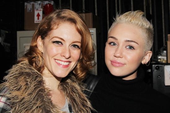 Chicago – Miley Cyrus Visits – Dylis Croman – Miley Cyrus