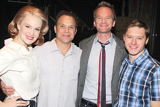 Big Fish – Neil Patrick Harris Visit – Kate Baldwin – Norbert Leo Butz – Neil Patrick Harris – Bobby Steggert