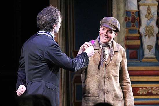 Gentleman's Guide opening night – Bryce Pinkham – Jefferson Mays