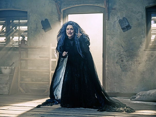 Into the Woods – Promo Images – Meryl Streep