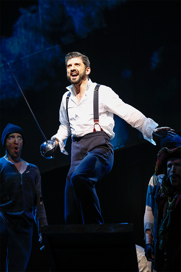 Finding Neverland – Show Photos – 1/16 -