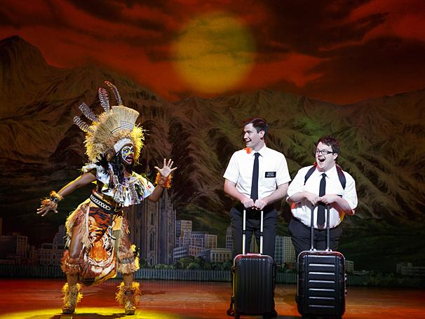 Tour - The Book of Mormon - Production Photos - 2016