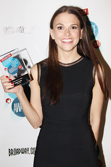 2011 Audience Choice Awards – Sutton Foster
