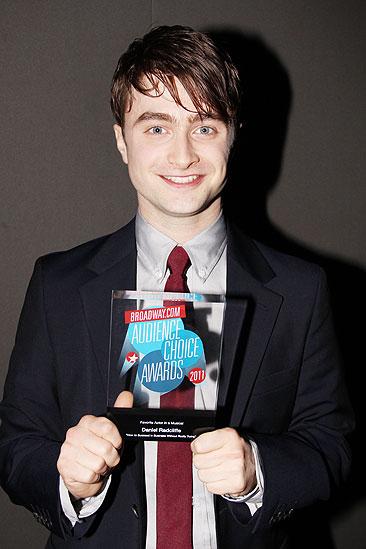 2011 Audience Choice Awards – Daniel Radcliffe