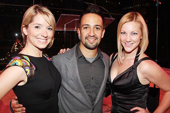 2011 Audience Choice Awards – Katy Fitzpatrick – Lin-Miranda – Lezlee Kupchin