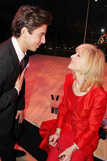 2011 Audience Choice Awards – Nick Adams – Judith Light