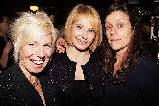 Drama Critics Circle Awards – tktkt – Ellen Barkin – Frances McDormand
