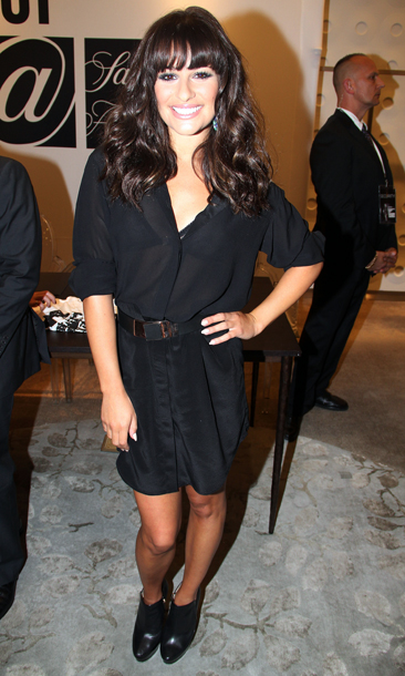 Fashion – Ryan Murphy – Lea Michele