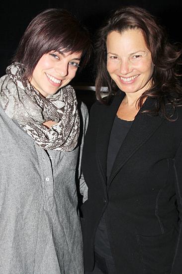 Fran Drescher at 'First Date' — Krysta Roriguez — Fran Drescher