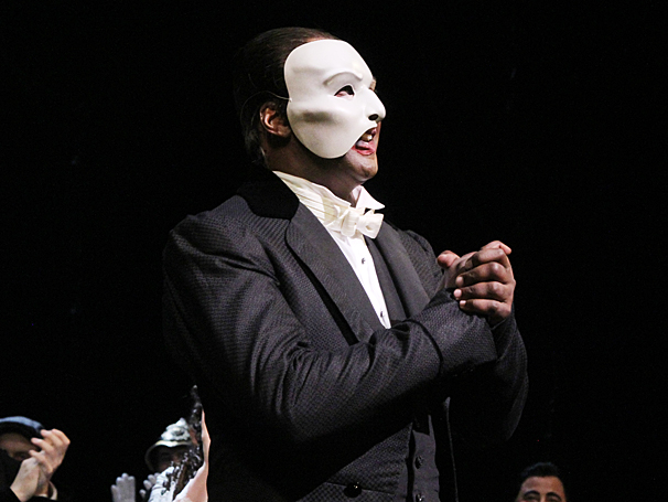 The Phantom of the Opera – Norm and Sierra first - OP – 5/14 - Norm Lewis