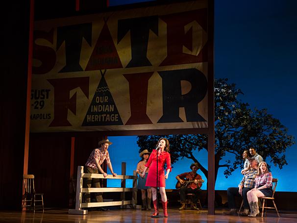 The Bridges of Madison County - National Tour - Production Photos - 2015