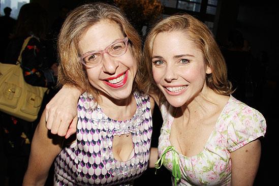 2011 Audience Choice Awards – Jackie Hoffman – Kerry Butler