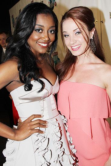 2011 Audience Choice Awards – Patina Miller – Sierra Boggess