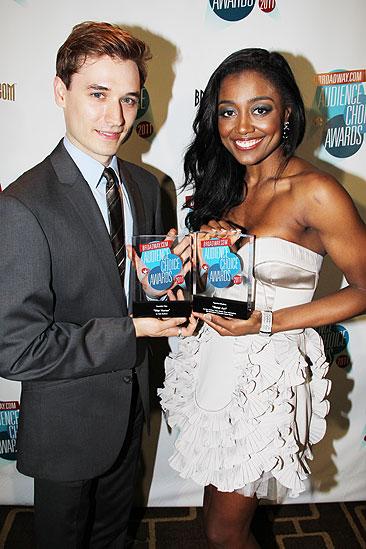 2011 Audience Choice Awards – Seth Numrich – Patina Miller