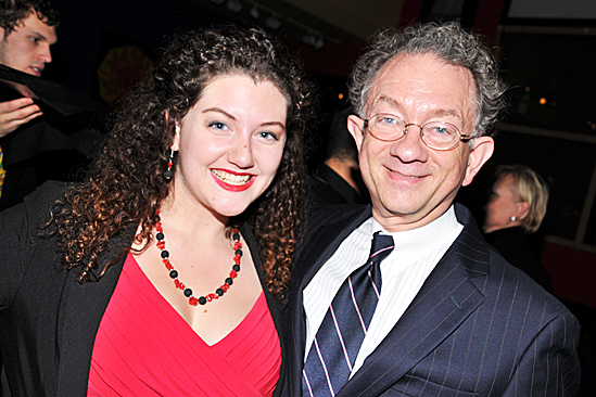 Don't Dress For Dinner – Opening Night - Emily Winokur – William Ivey Long