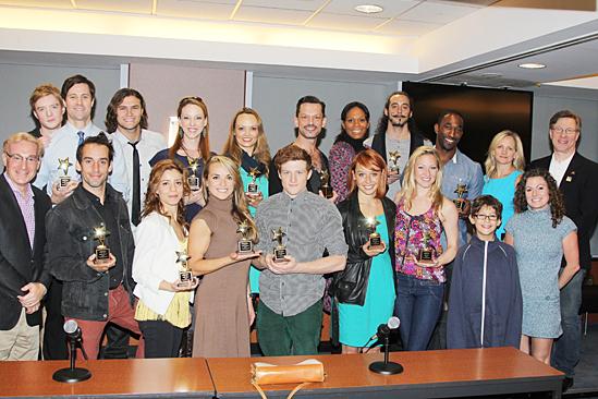 Pippin – ACCA Award – ensemble – Howard Kagan – Paige Price – Ira Mont