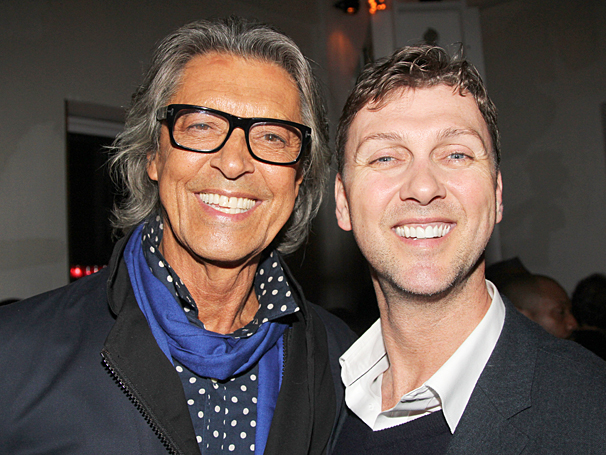 After Midnight - TOmmy Tune Party - OP - 4/14 - Tommy Tune - Warren Carlyle