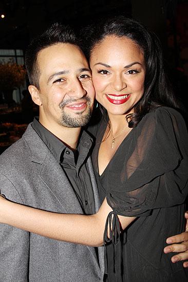 2011 Audience Choice Awards – Lin-Manuel Miranda – Karen Olivo