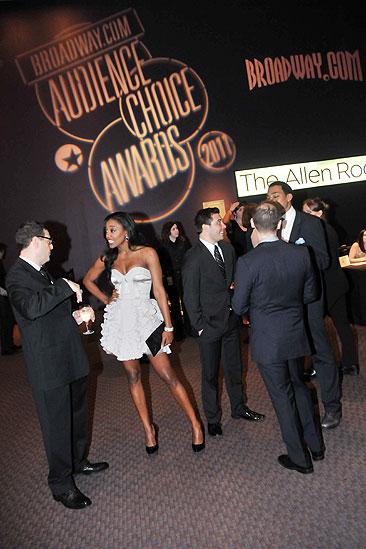 2011 Audience Choice Awards – Patina Miller