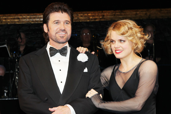 Chicago – Billy Ray Cyrus Opening – Billy Ray Cyrus – Amy Spanger
