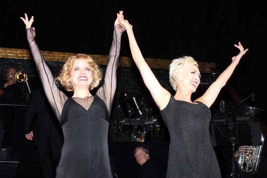 Chicago – Billy Ray Cyrus Opening – Amy Spanger – Amra-Faye Wright