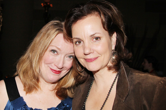 'Vanya and Sonia and Masha and Spike' Opening — Kristine Nielsen — Margaret Colin