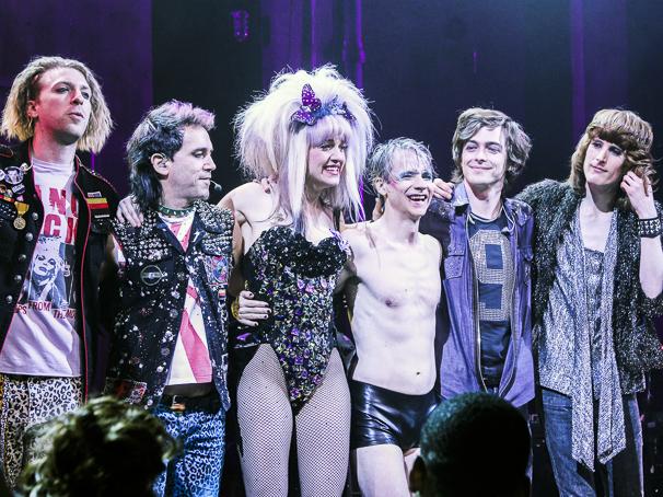 Hedwig and the Angry Inch - Lena Hall - Final Show - 4/15 - Lena Hall - John Cameron Mitchell