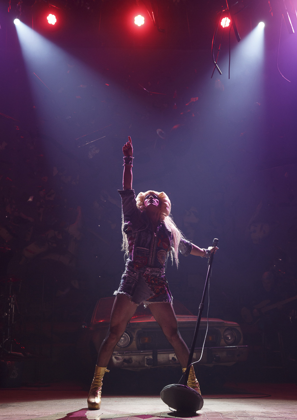 Hedwig and the Angry Inch - Show Photos - PS - 4/15 - Darren Criss