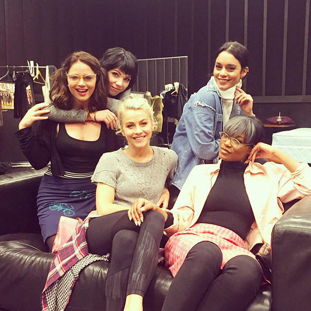 Hot Shots - 12/15 - Kether Donohue, Carly Rae Jepson, Julianne Hough, Vanessa Hudgens and Keke Palmer