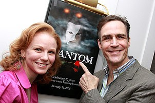 Phantom of the Opera - 20th Anniversary - Jennifer Hope Wills - Howard McGillin