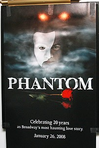 Phantom of the Opera - 20th Anniversary - new art work