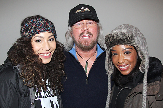 Motown - OP - Afra Hines - Barry Gibb - Tiffany Janene Howard