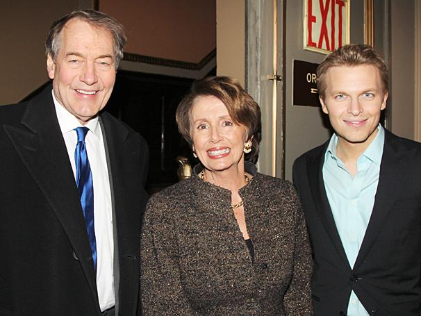 All The Way - Opening - OP - 3/14 - Charlie Rose - Nancy Pelosi - Ronan Farrow