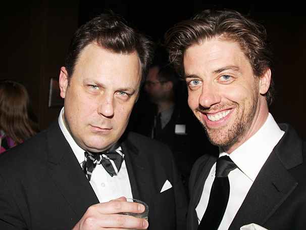 New York Pops Gala - Honoring Marc Shaiman and Scott Wittman - OP - 4/14 - Brooks Ashmanskas - Christian Borle