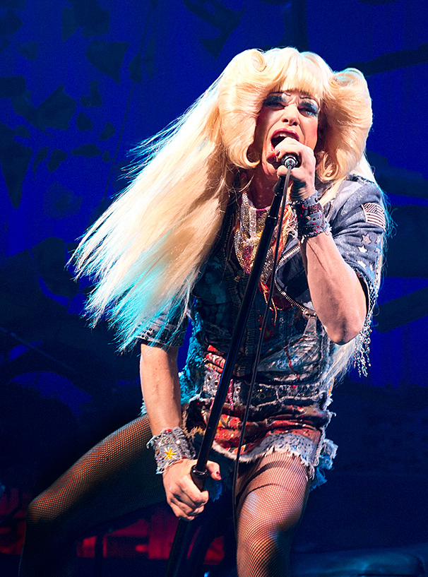 Hedwig and the Angry Inch - Show Photos - PS - 4/14 - Michael C. Hall