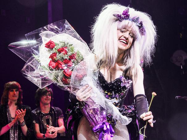 Hedwig and the Angry Inch - Lena Hall - Final Show - 4/15 - Lena Hall