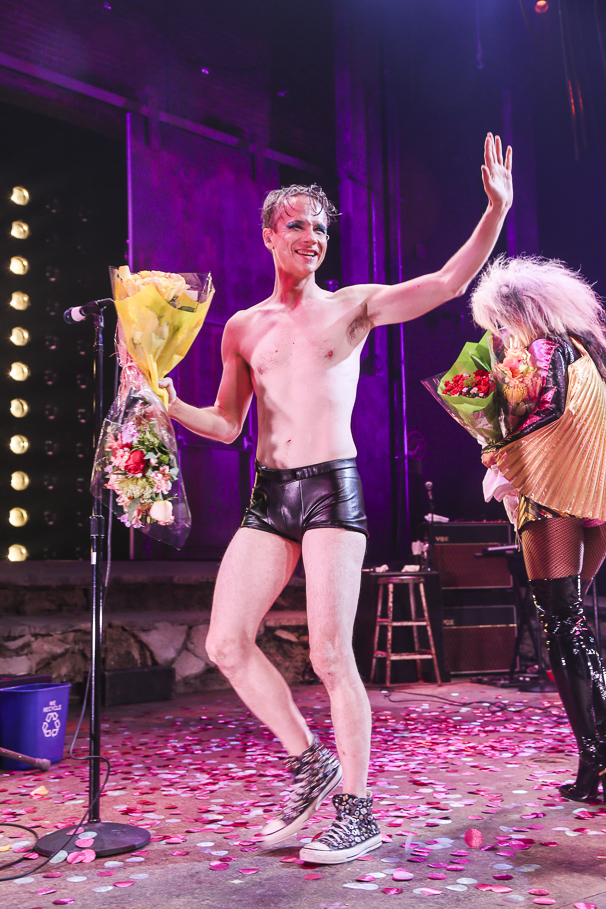 Hedwig and the Angry Inch - John Cameron Mitchell - Farewell - 4/15 - John Cameron Mitchell