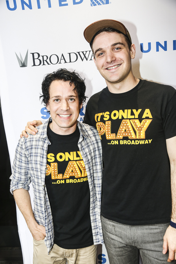 Stars in the Alley - 5/15 - T.R. Knight - Micah Stock
