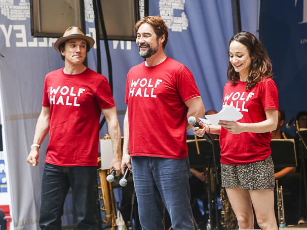 Stars in the Alley - 5/15 - Ben Miles - Nathaniel Parker - Lydia Leonard