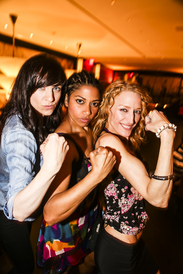 Hedwig and the Angry Inch - Taye Diggs - Opening - 7/15 - Shannon Conley - Lena Hall, Rebecca Naomi Jones