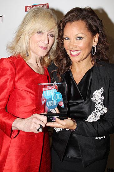2011 Audience Choice Awards – Judith Light – Vanessa Williams