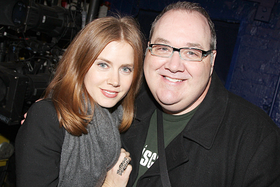 Amy Adams visits First Date - Amy Adams - Blake Hammond