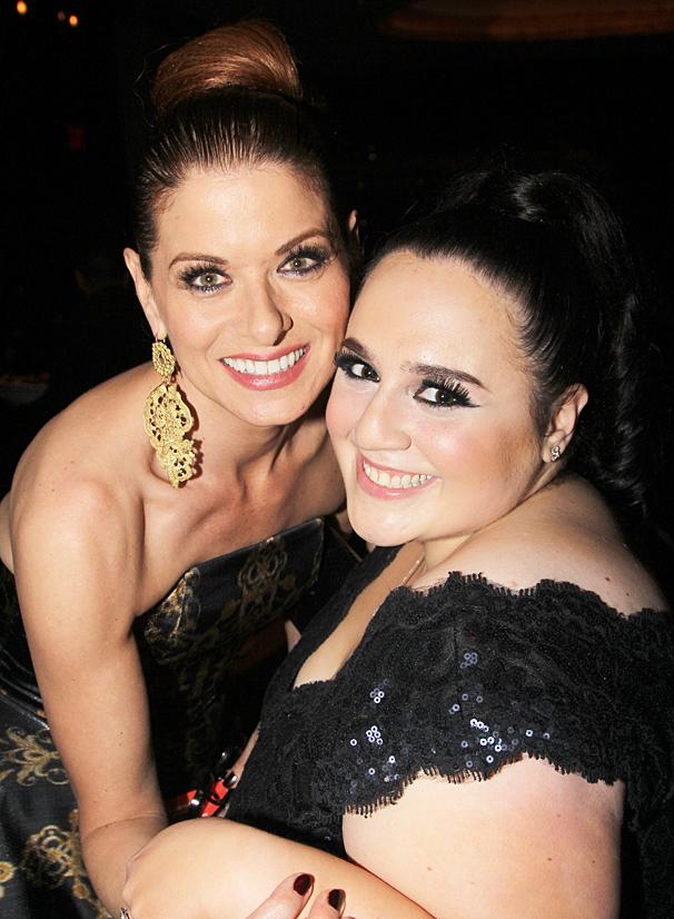 New York Pops Gala - Honoring Marc Shaiman and Scott Wittman - OP - 4/14 - Debra Messing - Nikki Blonsky