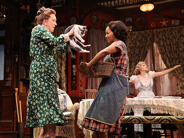 You Can't Take It With You - Show Photos - 9/14 - Kristine Nielsen, Crystal A. Dickinson - Annaleigh Ashford