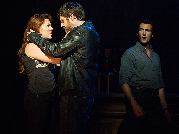 The Last Ship - Show Photos - 10/14 - Rachel Tucker - Michael Esper -  Aaron Lazar