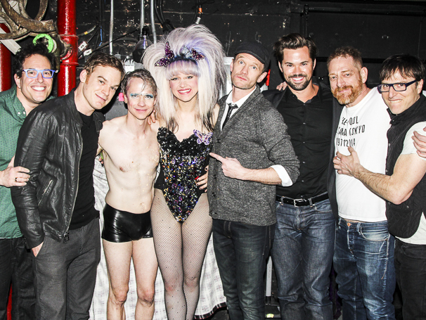 Hedwig and the Angry Inch - Lena Hall - Final Show - 4/15 - Michael Mayer - Andrew Rannells - John Cameron Mitchell - Neil Patrick Harris - Lena Hall - Michael C Hall - David Binder - Stephen Trask