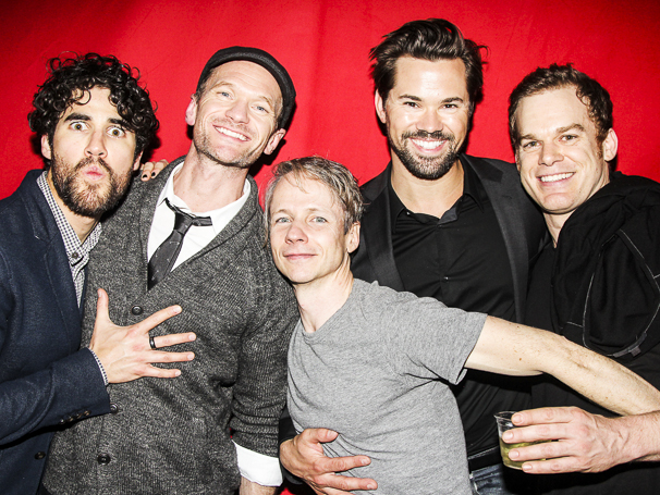 Hedwig and the Angry Inch - Lena Hall - Final Show - 4/15 - Darren Criss - Neil Patrick Harris - John Cameron Mitchell - Andrew Rannells - Michael C. Hall