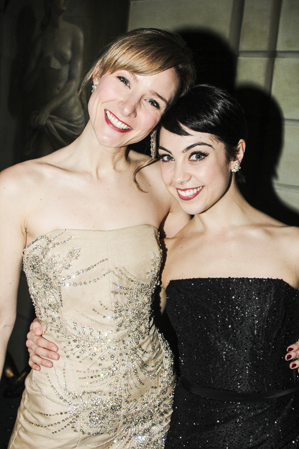 An American in Paris - opening - 4/15 - Jill Paice - Leanne Cope